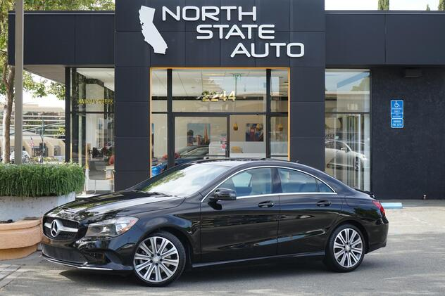 2018_Mercedes-Benz_CLA_CLA 250_ Walnut Creek CA