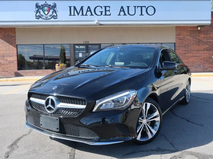 2018 Mercedes-Benz CLA CLA 250 West Jordan UT