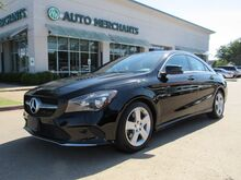 2018_Mercedes-Benz_CLA-Class_CLA250**Apple car play**Leather Seats,Navigation System_ Plano TX