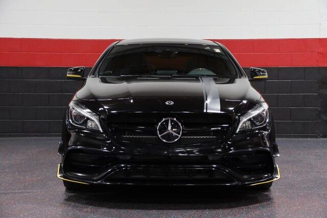 2018 Mercedes-Benz CLA45 4-Matic Studio Performance Package 4dr Sedan Chicago IL