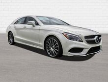 2018_Mercedes-Benz_CLS_550 4MATIC® Coupe_ Lexington KY