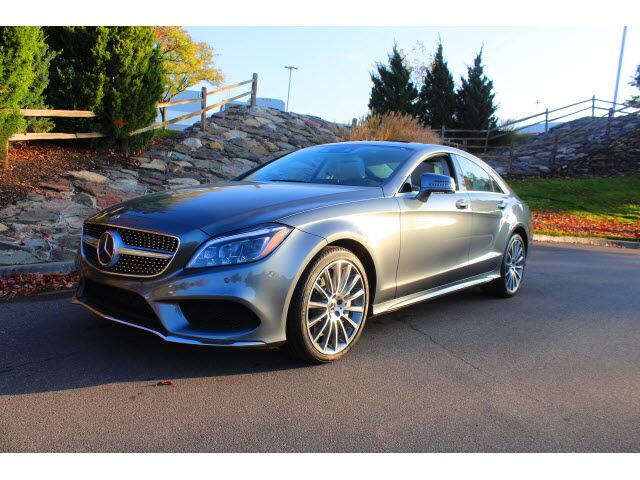 2018 Mercedes-Benz CLS 550 4MATIC® Coupe Merriam KS