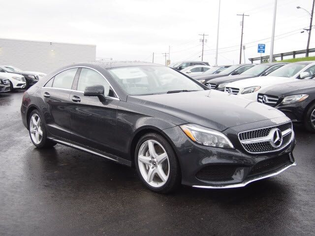 2018 mercedes benz cls 550 4matic coupe washington pa for John sisson mercedes benz