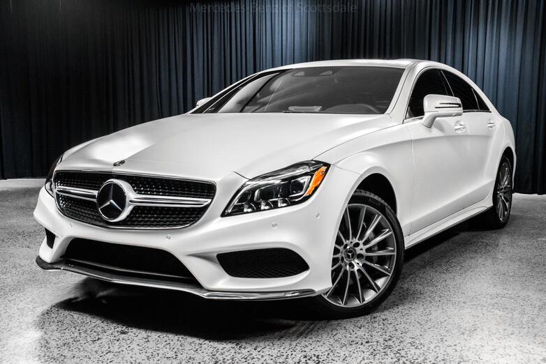 2018 Mercedes-Benz CLS 550 Coupe Scottsdale AZ