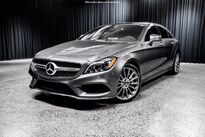 Mercedes-Benz CLS 550 Coupe 2018