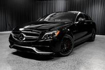 Mercedes-Benz CLS 63S AMG® Coupe 2018