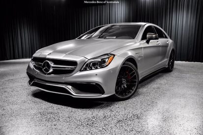 2018_Mercedes-Benz_CLS_63 S AMG® Coupe_ Peoria AZ