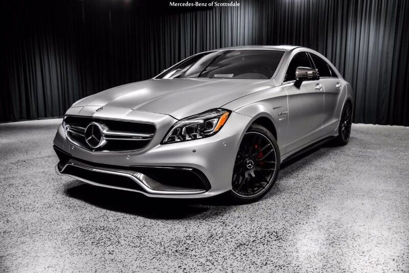2018 mercedes benz cls 63 s amg coupe scottsdale az 20626260. Black Bedroom Furniture Sets. Home Design Ideas