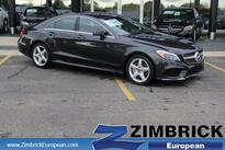 Mercedes-Benz CLS CLS 550 4MATIC® Coupe 2018