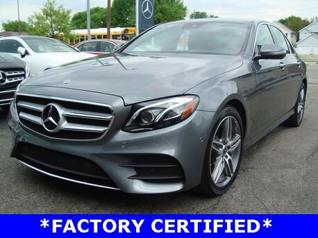 2018_Mercedes-Benz_E_300 4MATIC® Sedan_ Indianapolis IN