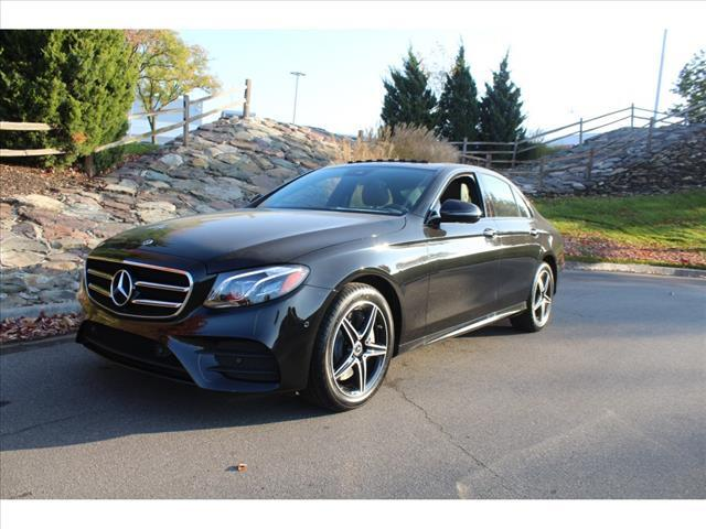 2018 Mercedes-Benz E 300 4MATIC® Sedan Merriam KS