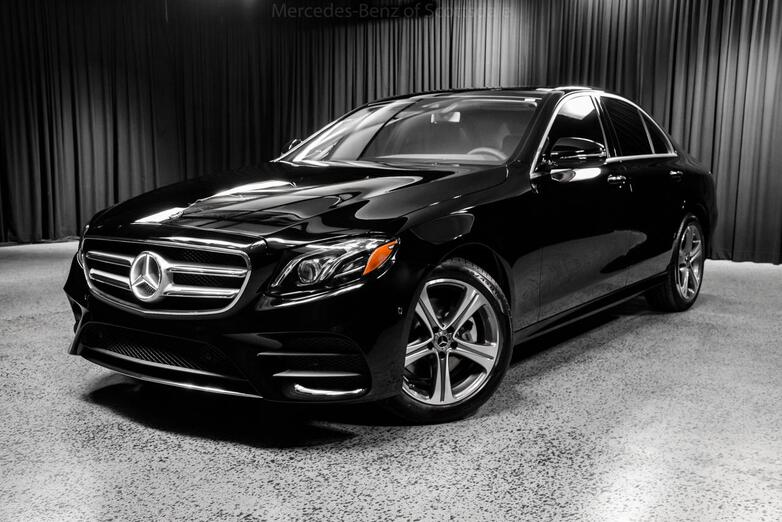 2018 Mercedes-Benz E 300 4MATIC® Sedan Peoria AZ