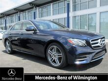 2018_Mercedes-Benz_E_300 4MATIC® Sedan_ Wilmington DE