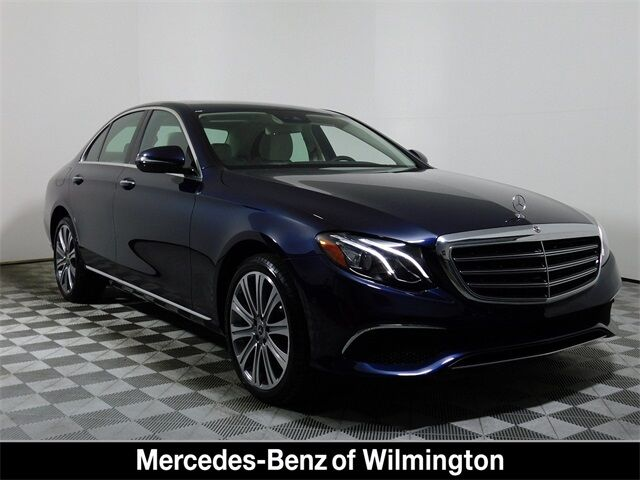 2018 Mercedes-Benz E 300 4MATIC® Sedan Wilmington DE