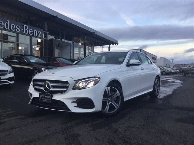 2018 Mercedes-Benz E 300 4MATIC® Sedan Yakima WA