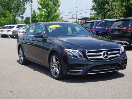 2018_Mercedes-Benz_E_300 4MATIC® Sedan_  Novi MI