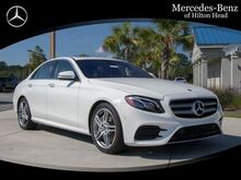 2018_Mercedes-Benz_E_300 Sedan_ Bluffton SC