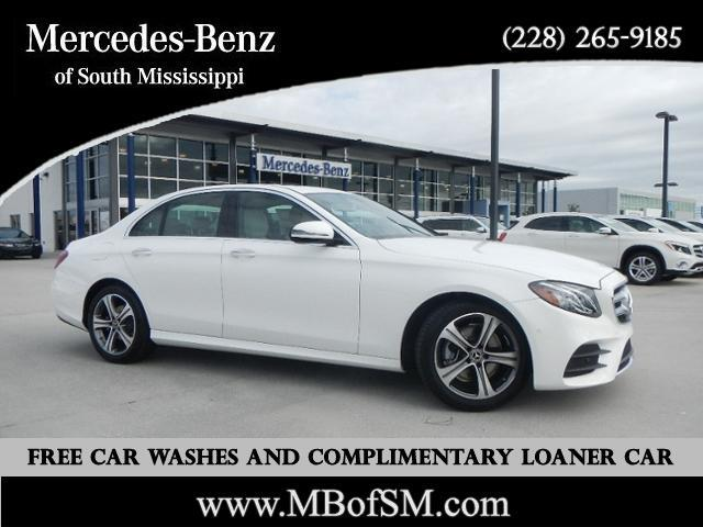 2018 Mercedes-Benz E 300 Sedan South Mississippi MS