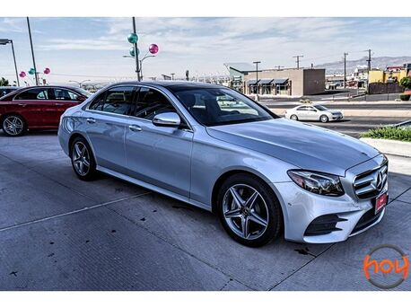 2018_Mercedes-Benz_E_300 Sedan_ El Paso TX