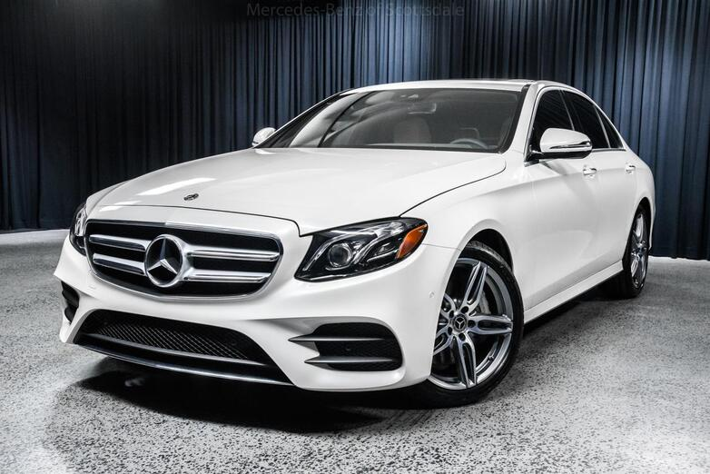 2018 Mercedes-Benz E 300 Sedan Scottsdale AZ