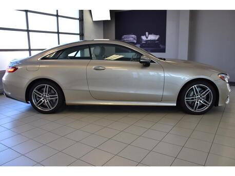 2018_Mercedes-Benz_E_400 4MATIC® Coupe_ Medford OR
