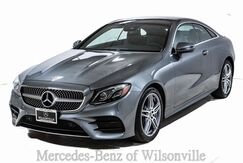 2018_Mercedes-Benz_E_400 4MATIC® Coupe_ Portland OR