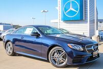Mercedes-Benz E 400 4MATIC® Coupe 2018