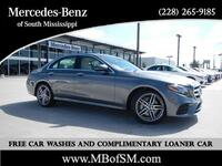 Mercedes-Benz E 400 4MATIC® Sedan 2018