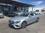 2018 Mercedes-Benz E 400 4MATIC® Sedan