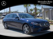 2018_Mercedes-Benz_E_400 4MATIC® Wagon_ Bluffton SC