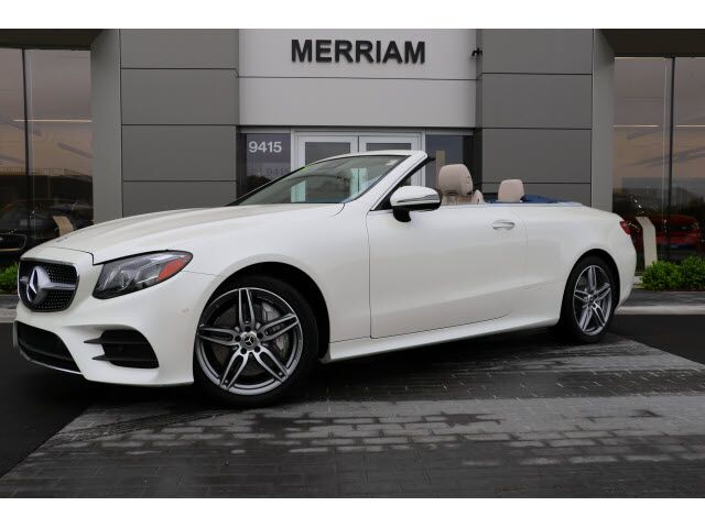 2018 Mercedes-Benz E 400 4MATIC® Cabriolet Oshkosh WI