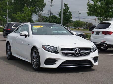 2018_Mercedes-Benz_E_400 4MATIC® Coupe_  Novi MI