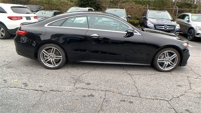2018 Mercedes-Benz E 400 4MATIC® Coupe Atlanta GA