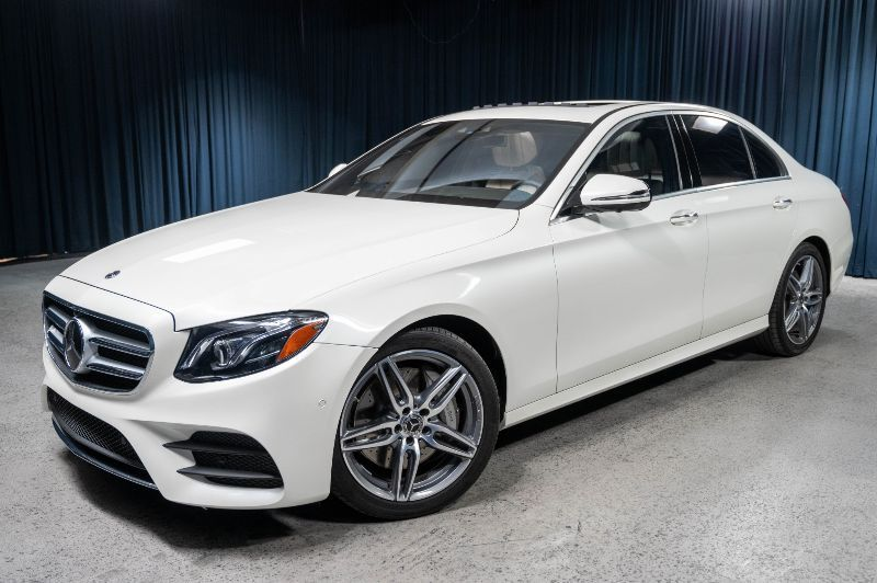 2018 Mercedes-Benz E 400 4MATIC® Sedan Scottsdale AZ