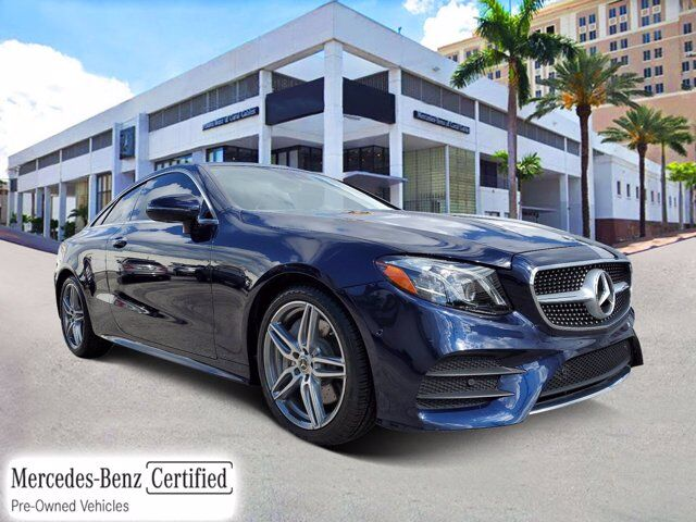 2018 Mercedes-Benz E 400 COUPE Coral Gables FL