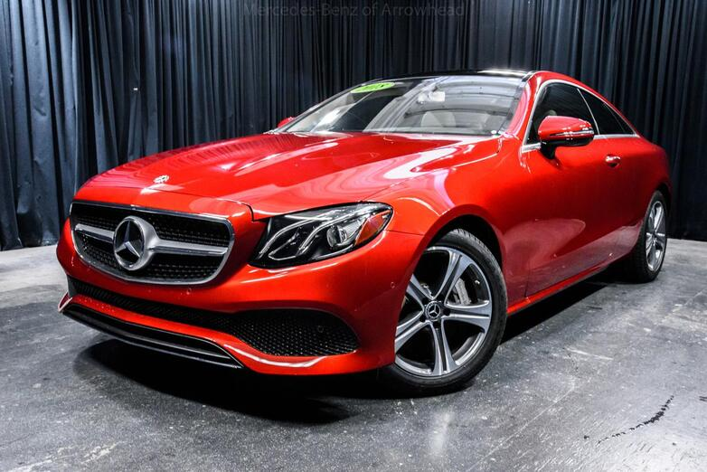 2018 Mercedes-Benz E 400 COUPE Peoria AZ