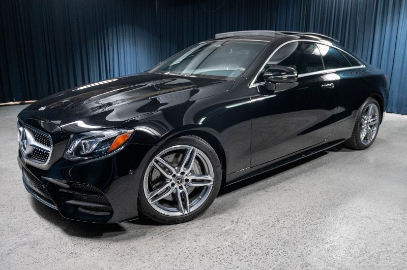 2018 Mercedes-Benz E 400 COUPE Scottsdale AZ