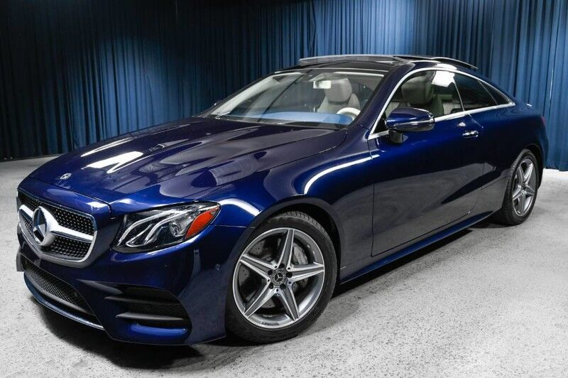 Used 2018 Mercedes-Benz E 400 COUPE in Scottsdale AZ