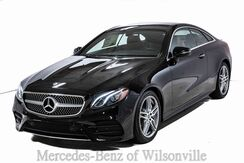 2018_Mercedes-Benz_E_400 COUPE_ Portland OR