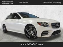 2018_Mercedes-Benz_E_43 AMG® Sedan_ Kansas City MO