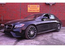 2018_Mercedes-Benz_E_43 AMG® Sedan_ Merriam KS