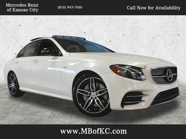 2018 Mercedes-Benz E AMG® 43 Sedan Kansas City MO