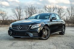 2018_Mercedes-Benz_E_AMG® 43 Sedan_ Peoria IL