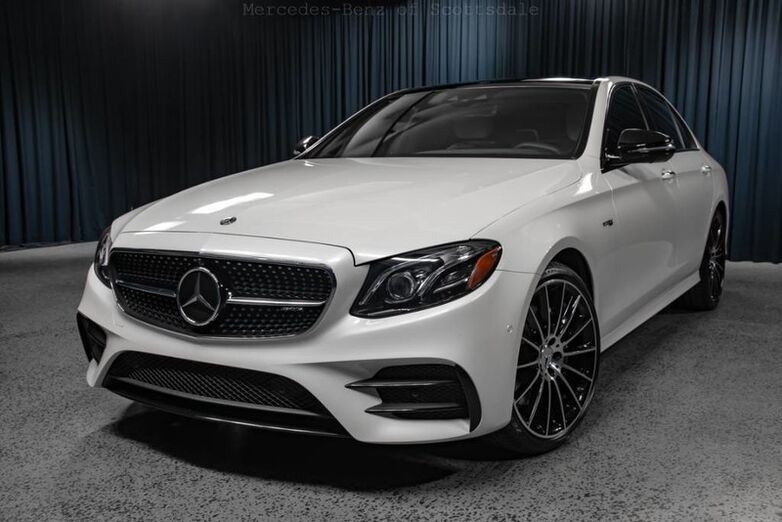 2018 Mercedes-Benz E AMG® 43 Sedan Scottsdale AZ