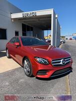 2018 Mercedes-Benz E-Class 300 4MATIC® Sedan
