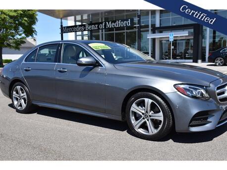 2018_Mercedes-Benz_E-Class_300 4MATIC® Sedan_ Medford OR