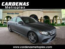 2018_Mercedes-Benz_E-Class_300 Sedan_ Harlingen TX