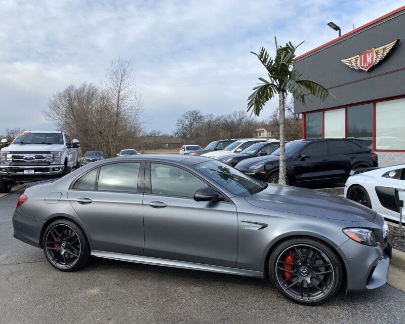 2018 Mercedes-Benz E-Class AMG E 63 S 4MATIC *1 Owner* *603hp* Evansville IN