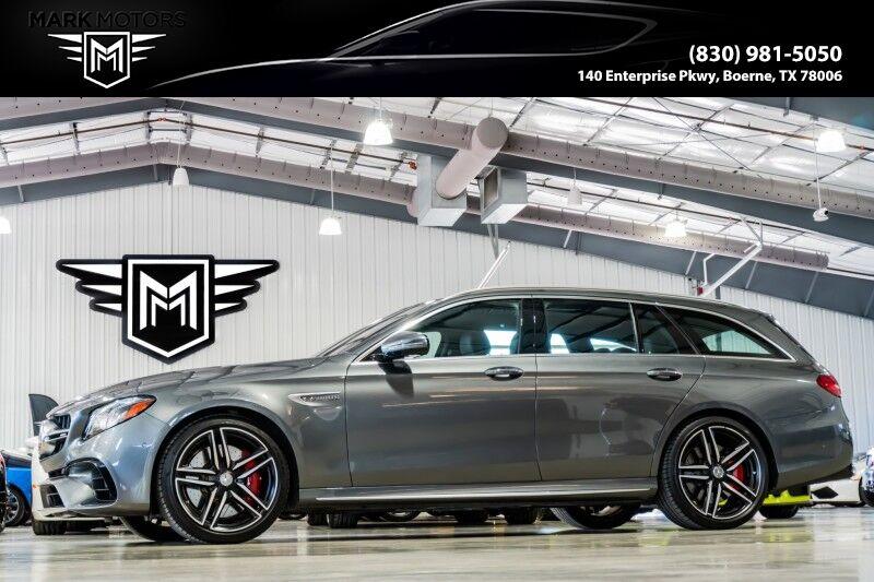 2018_Mercedes-Benz_E-Class_AMG E 63 S_ Boerne TX