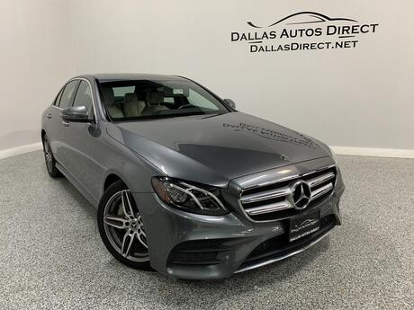 2018 Mercedes-Benz E-Class **AMG**AVANTGARDE**LOADED Carrollton  TX